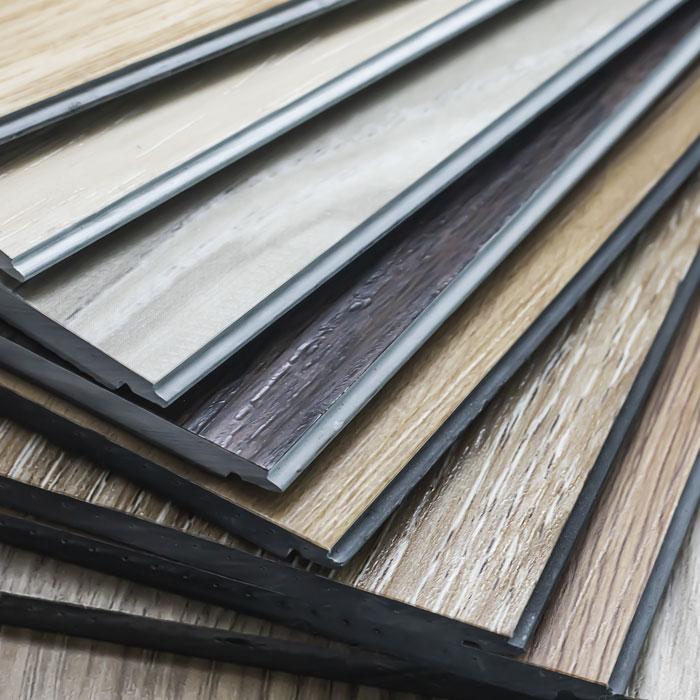 Hardwood Selection at Mableton